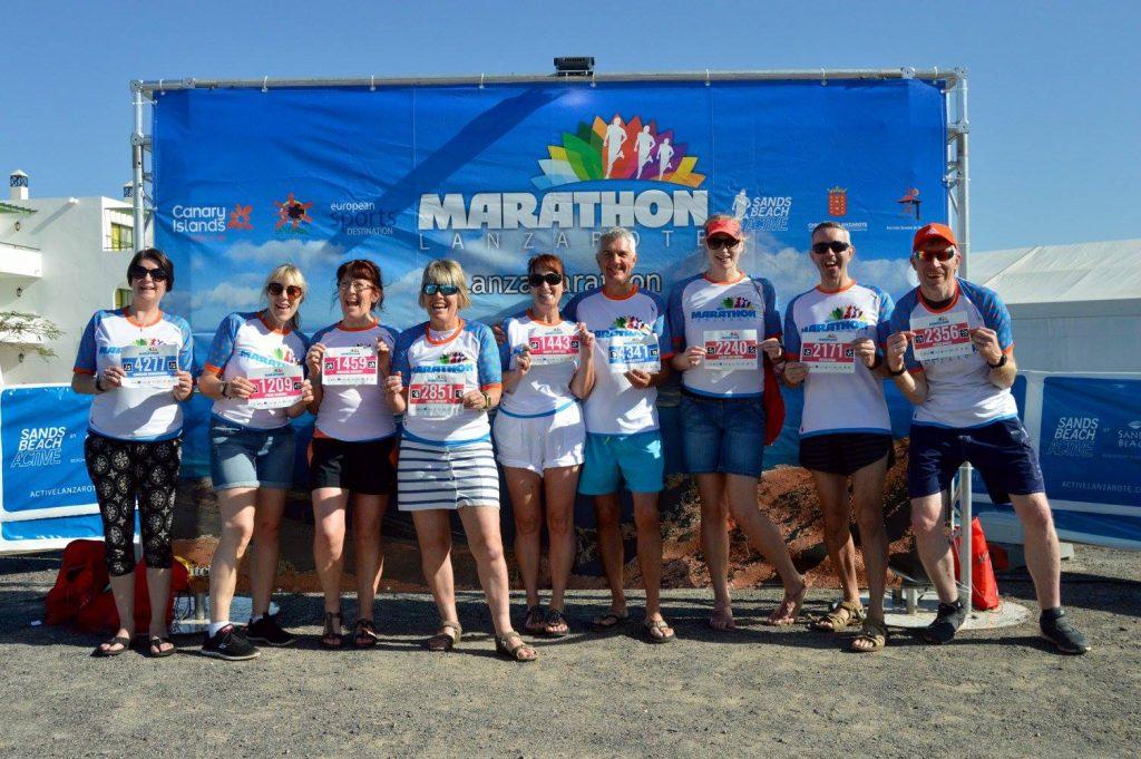 Lanzarote Marathon @ Sands Beach Hotel | Costa Teguise | Canarias | Spain